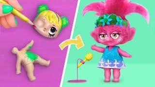 Nie Zu Alt Für Puppen! 10 Barbie Und Lol Überraschungs DIY´s