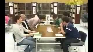 Silent Library - Gameshow hài hước Nhật Bản.