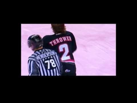 Riley Stadel vs Josh Thrower
