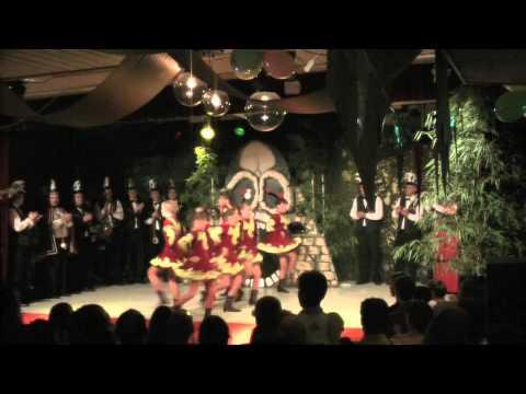 Prinsenbal dansgarde Stevensbeek 2010