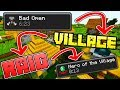!How To Start A Pillager Raid In Minecraft! MCPE {Bedrock Edition}
