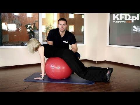 Ćwiczenia dla kobiet w domu, aby wzmocnić mięśnie
