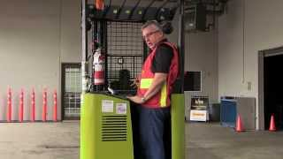 Introduction to Narrow Aisle Reach Forklifts