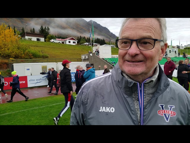 Bjarni Jó: Það verður mikið stuð fyrir vestan