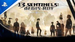 PlayStation 13 Sentinels: Aegis Rim Gameplay | PlayStation Underground anuncio