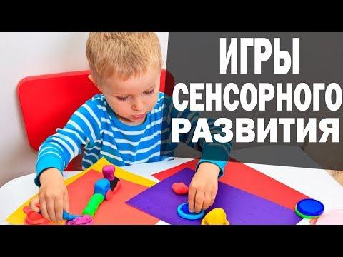 Сенсорное развитие детей. Сенсорное восприятие