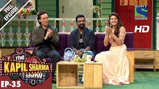 The <b>Kapil Sharma </b>Show  दी कपिल शर्मा शो–Episode35 A Flying Jatt In Kapils Show–20th August 2016