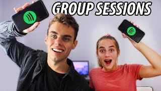 Spotify Group Sessions: How to Use!