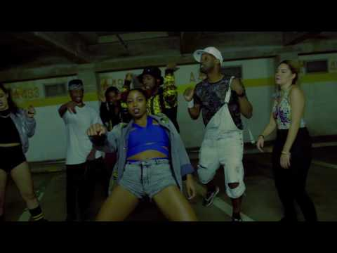 Konshens - React feat. Dj Mathematic {official music video}