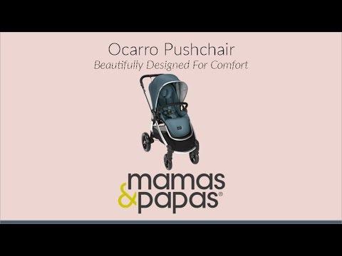 Mamas & Papas Ocarro Pushchair & Attaching The Carrycot – Direct2Mum