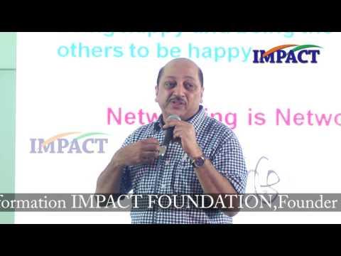 Human Relations| KV Pradeep | TELUGU IMPACT Ongole 2016