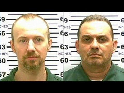 ΗΠΑ: Άκαρπες, μετά από οκτώ μέρες, οι έρευνες για δύο δραπέτες φυλακών