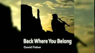 Back Where You Belong (lyrics)