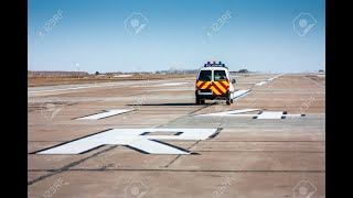 Driving on the Airport Operations Area - Grumman Style
