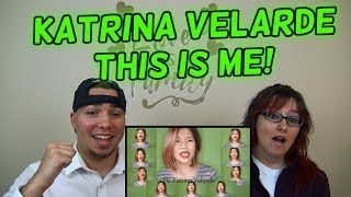 MOM & SON REACTION!  Katrina Velarde- THIS IS ME (COVER)The Greatest Showman