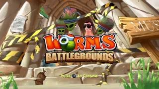 Worms Battlegrounds - Червяки в ожидинии 4 TGA 2017 [PS4]