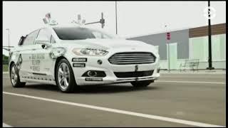 Беспилотным автомобилям дан «зеленый свет»