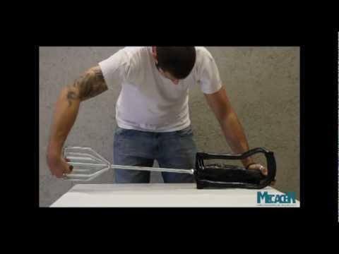 Varillas mezcladoras BATIMIX-PRO (Mecacer)