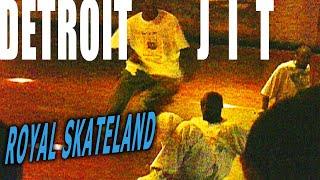 Detroit Jit Showcase At Royal Skateland.