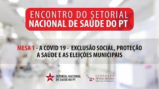 #AOVIVO | Exclusão social, proteção à saúde e eleições municipais
