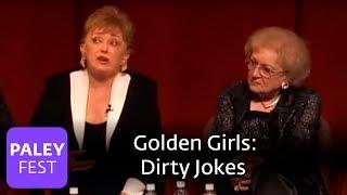 Golden Girls – Rue McClanahan (Blanche) on Dirty Jokes (Paley Center, 2006)