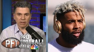 Why Odell Beckham Jr. could be traded this offseason | Pro Football Talk | NBC Sports