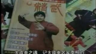 Yiquan Combat: A shortcut preparation by Li Zhaoshan