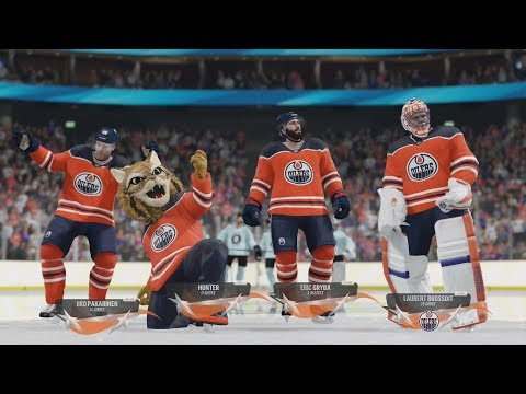 NHL18 | Threes | Tigrík hrdina