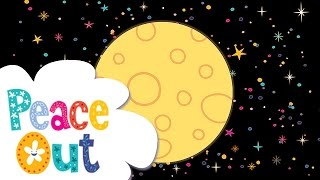 Peace Out Guided Relaxation for Kids | 5. Moon and Stars