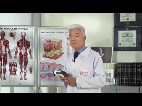 Vörös foltok jelentek meg a gyomor testén