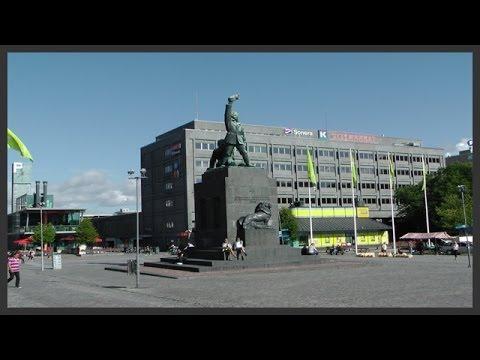 Visiting Vaasa Finland