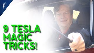 9 Tesla Magic Tricks Every Owner Should Know!