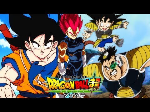 Dragon Ball Super Broly 70 Minutes Of Cut Scenes With Raditz Nappa