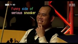 Funny Side Of Serious Snooker