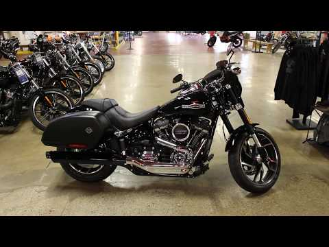 2019 Harley-Davidson Sport Glide® in New London, Connecticut - Video 1