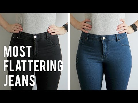 Jeans for Pear Shapes & Wide Hips | PRIMARK & TOPSHOP