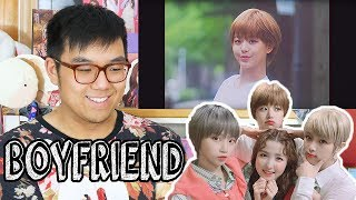 【IZONE】Toshishita Boyfriend - MV Reaction