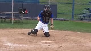 Anthony Foti 2020 Grad- Fordham University Baseball Showcase