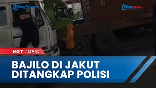 3 Pelaku Bajing Loncat Sopir Truk Trailer di Jakut Ditangkap Polisi, Uang untuk Beli Rokok dan Makan