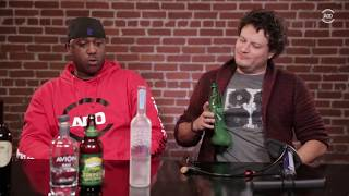 Smoking Alcohol Can Get You Drunk   Is It True?   All Def Comedy