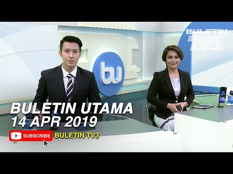 Buletin Utama (2019)   Ahad, 14 April