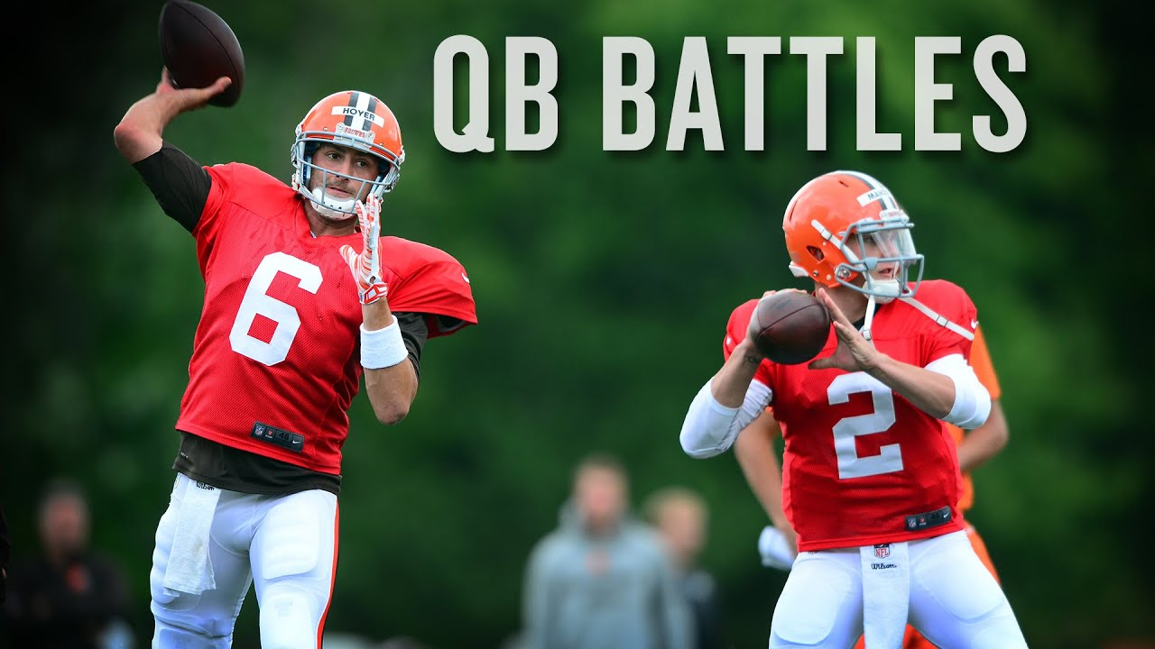 All hail quarterback competitions, and the return of actual football news (Daily Win) thumbnail