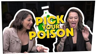 Pick Your Poison(Would You Rather) Ft. Steve Greene & Nikki Limo