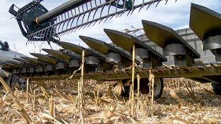 Flexxifinger Corn Harvest Pans