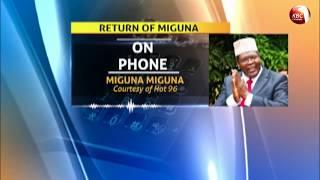 Miguna Miguna barred from boarding a flight from Berlin