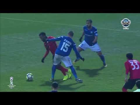 Sabah Baku - Габала 0:1. Видеообзор матча 20.12.2018. Видео голов и опасных моментов игры