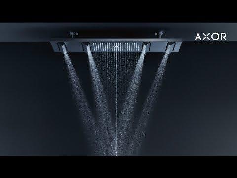 AXOR Showers | Avantgarde in der Dusche