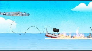 Different Aerial Bombing Techniques Explained