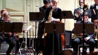 Crystal Silence by Chick Corea performed by DASOTA - soloists Arianna Beyer and Andrew Callahan