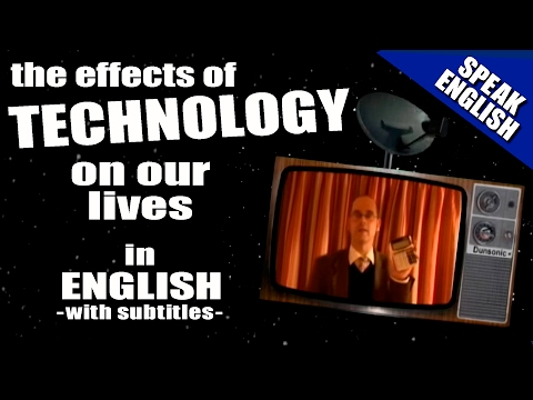 Learn English with Mr. Duncan - Lesson 16 (Technology)